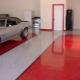 Bulkgolv i garaget: fördelarna och nackdelarna