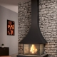 The optimal size of the fireplace: what is important to consider when building?