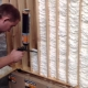 Funktioner för användning av skum för väggisolering