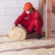 Features of insulation attic floor
