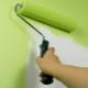 Måla gips: verktyg och steg för steg instruktioner