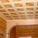 Plafond en contreplaqué: avantages et inconvénients