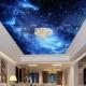 Ciel au plafond: de belles options à l'intérieur