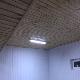 Le plafond dans le garage: comment faire et ce qui se cache