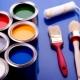 Akrylfärgskonsumtion per 1 m2 vid målning i 2 lager