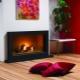 Storleken på elektriska eldstäder: standarder och unika alternativ