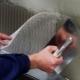 Filet de plâtre: types et portée