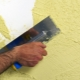 Plaster trowel: types and uses