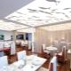 Plafond lumineux: de belles options de design d'intérieur