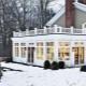 Varma verandor: sätt att värma