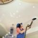 Les subtilités du lavage des plafonds