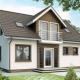 Тънкостите на планиране на къща с размери от 6 до 9 с таван