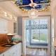 Plafonds vitraux: caractéristiques et avantages