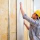 Anpassning av väggar med gips: processfunktioner