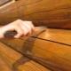 Mastics acryliques pour bois: propriétés et caractéristiques de l'application
