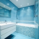 Turquoise bathroom tiles: stylish solutions for your interior