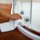 Hur städar du duschen från kalkskala hemma?