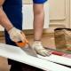 Как да реже PVC панели?