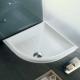 Gjutjärn duschbrickor: Fördelar och nackdelar med materialet