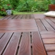 Tablas de terraza: tipos y características del material.
