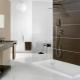 Dusch i badrummet utan dusch: finesser av design