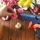 How to use a hot glue gun?
