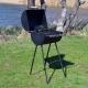 Hur man gör hopfällbar grill: tillverkningsteknik