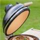 Keramiska grillar: de valfria subtiliteterna