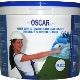 Oscar fiberglass adhesive: features and specifications