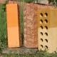 Vernis pour briques: types et caractéristiques d'application
