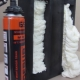 Polyurethane foam at sub-zero temperatures: rules for use and operation