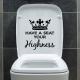 Adesivos de vaso sanitário: tipos e soluções de design