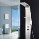 Översikt över duschpaneler