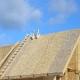 Características de la construcción del techo de los paneles CIP.