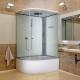 Funktioner i valet av duschar: en översikt över utländska och inhemska tillverkare