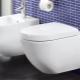 Utmärkande drag i toalettskålen Villeroy & Boch