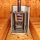 Poêles de sauna Harvia: caractéristiques et principes de fonctionnement