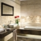 Tiles in different styles for the bathroom