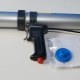 Pistolet pneumatique pour mastic: critères de sélection