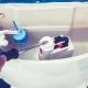 Varför vattnet i toaletten inte samlas in: alternativ för nedbrytningar