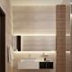 Steg för steg på badrummet med PVC-paneler och designidéer