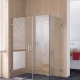 Fördelar och anordning av dusch hörn utan pall
