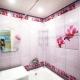 PVC-paneler för badrummet: fördelar och nackdelar