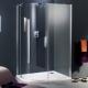 Skjutdörrar för duschkabin: Fördelar och nackdelar