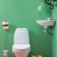 Toalettstolstyper Santek