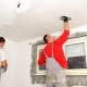 Réparation de plafond: détails et caractéristiques du processus