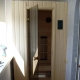 Sauna on the balcony: types and features of arrangement