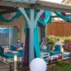 Curtains for gazebos, terraces and verandas: features and varieties