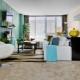 Fiberglass for painting in interior design