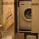 Máquina de lavar roupa sobre o banheiro: as vantagens e características da instalação